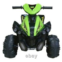 12V ATV Electric Ride On Kids Powered Quad Battery Rechargable Fast Outdoor Play