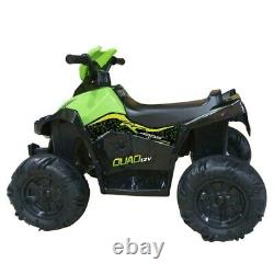 12V Electric Ride On Children kids Battery Powered New Outdoor Toy Quad Atv Quad
