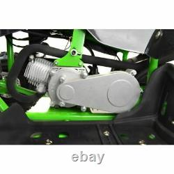 49CC KIDS PETROL QUAD BIKE ATV Green IN STOCK AND READY TO RIDE