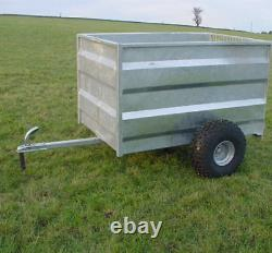 5x3 Atv Quad Bike Sheep Stock Trailer New Delivery Available Best Price Call