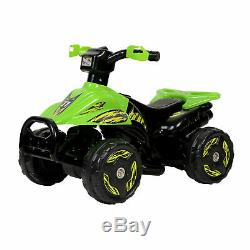 Children ATV Quad Bike 6 Volt Kids Toddler Ride Electric Battery Powered Outdoor