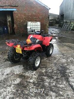 Farm Quad Bike Atv 4x4 Relisted Due To Time waster