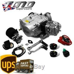 Genuine YX50 Pit Bike 50cc Engine Monkey 4-Stroke-Mikuni Carb Filter Electrics