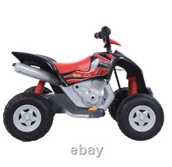 Kids Electric Ride On Quad Bike for Children 6V ATV Rechargeable Battery Toy