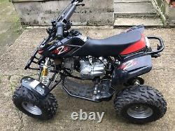 M2R Quad Bike, 110cc CM110ST Kids, Junior ATV