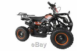 Mini ATV Quad Bike Kids Petrol Ride On Minimoto 2 Stroke Pocket Bike 49cc
